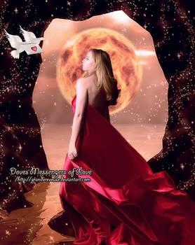 Doves Messengers of Love