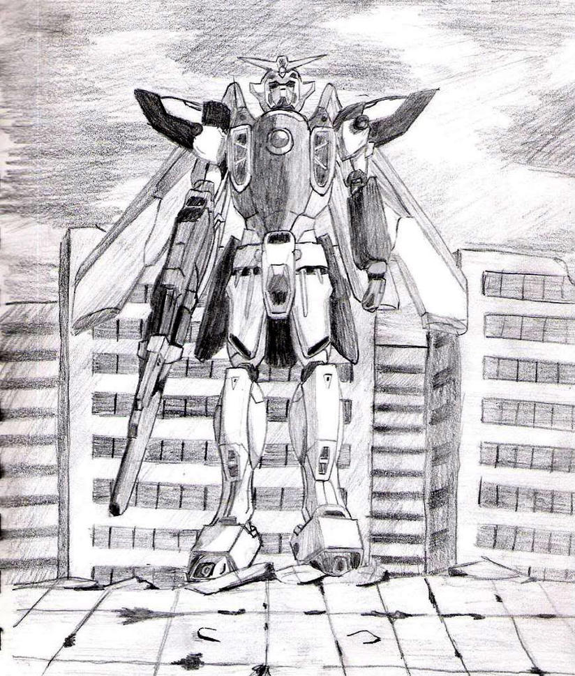 Gundam by 130Dk