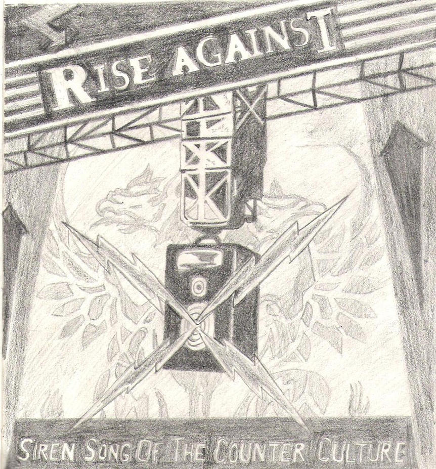 Rise Against SSotCC by 130Dk