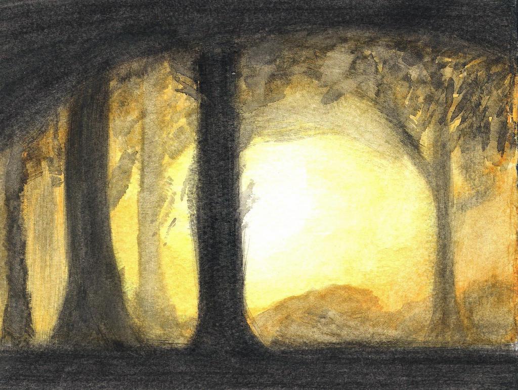 Watercolor series 2 by 130Dk