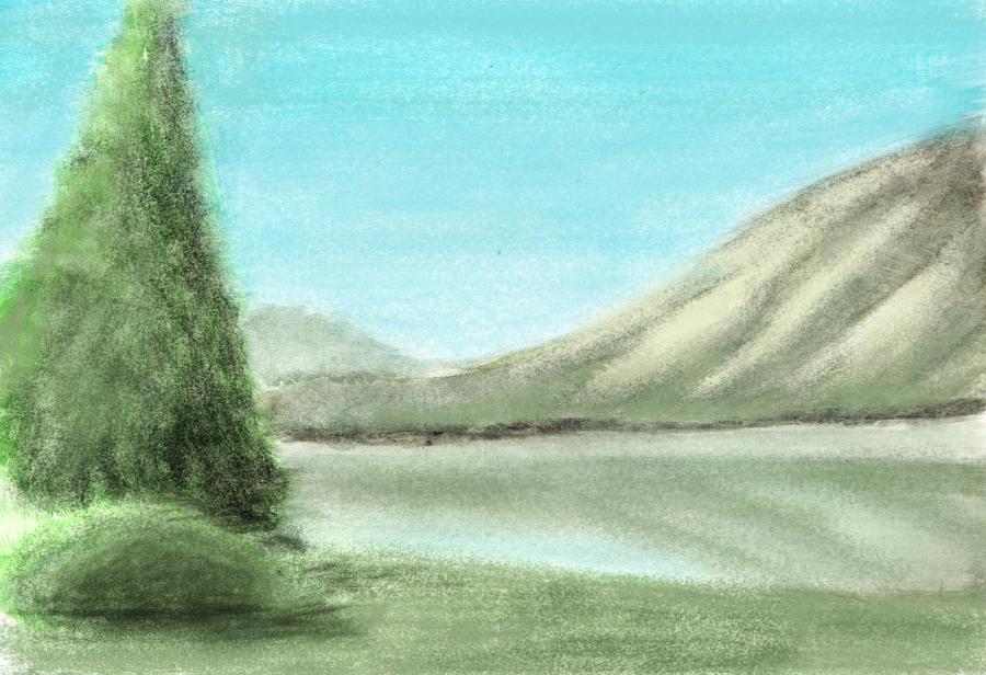 Watercolor Series 5 by 130Dk