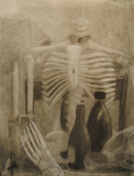Skeleton by 130Dk