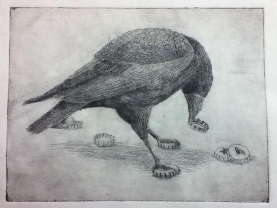 Crow wip by 130Dk
