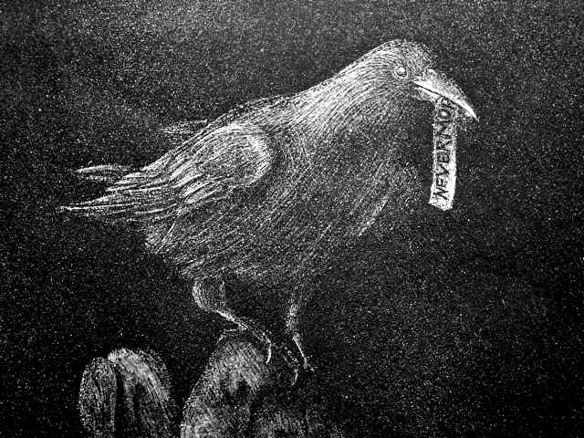Corvus Corax by 130Dk