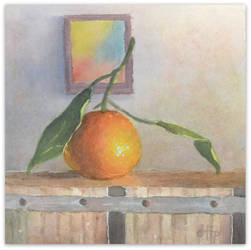 Stillife without title  33 X 33 cm by Oblomov-Ilya1956