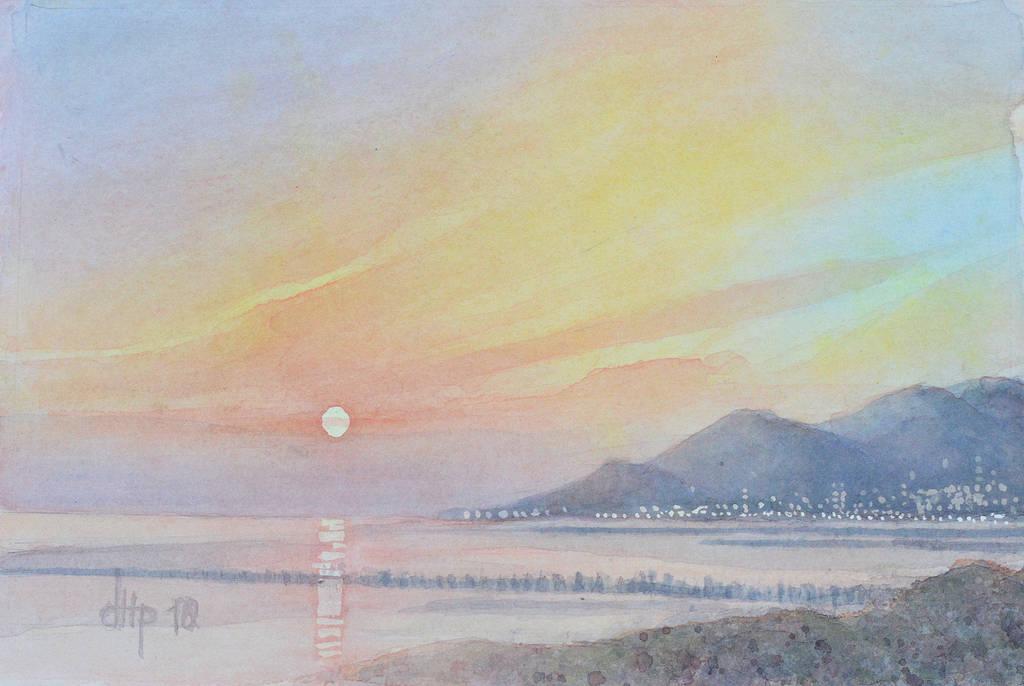 Mediterranean by Oblomov-Ilya1956