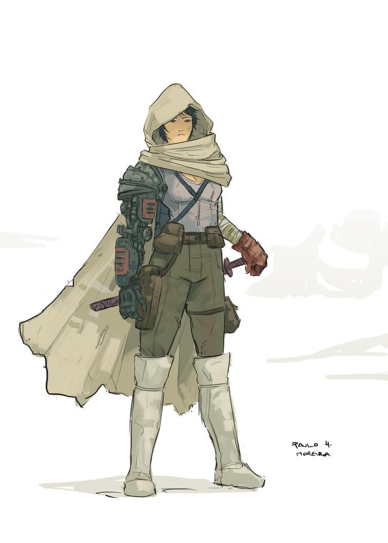 Deviantart Design A Character : Steampunk character design by paulohjp on deviantart