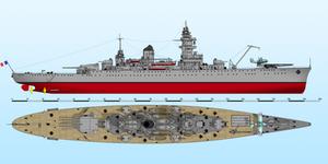 Light Battlecruiser Victor Hugo