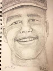 Major Brian, 5/12 by LyndasDaughter