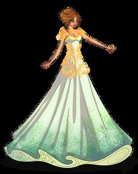 Flora Wedding Dress