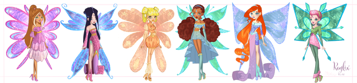 Winx Club Roylix by Tjibi