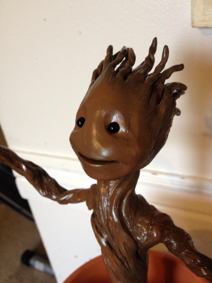 Baby Groot by GammaVenom