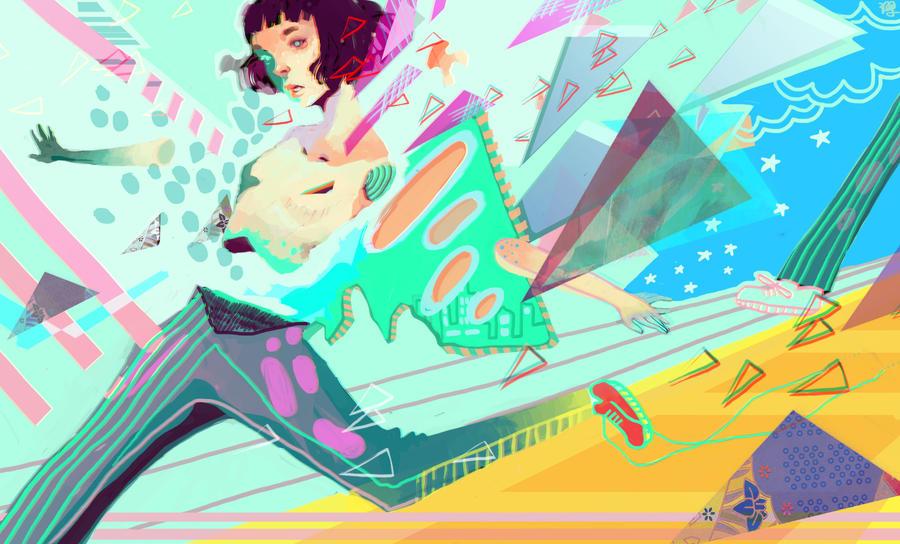 R U N by iHateBubble-Tea