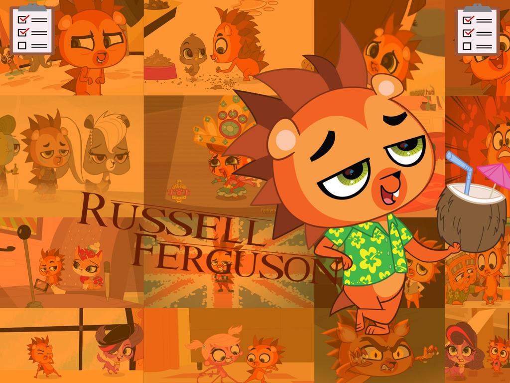 Littlest Pet Shop: Russell Ferguson by Double-p1997 on DeviantArt