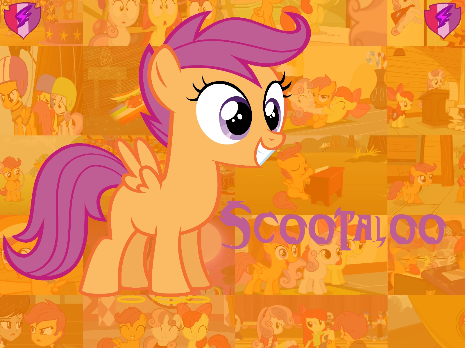 My Little Pony Scootaloo By Double P1997 On Deviantart I'm sure you're all familiar with the fact that scootaloo has trouble flying. my little pony scootaloo by double