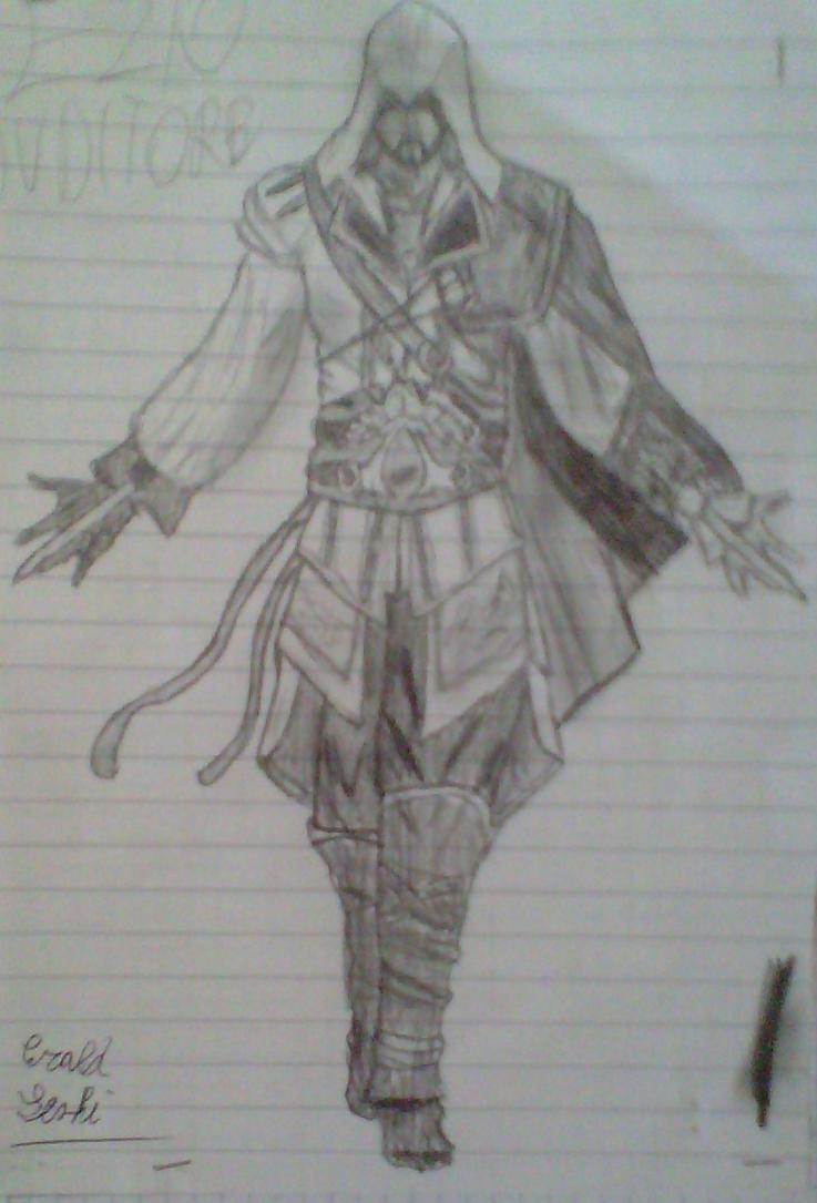 Ezio by ERALD96