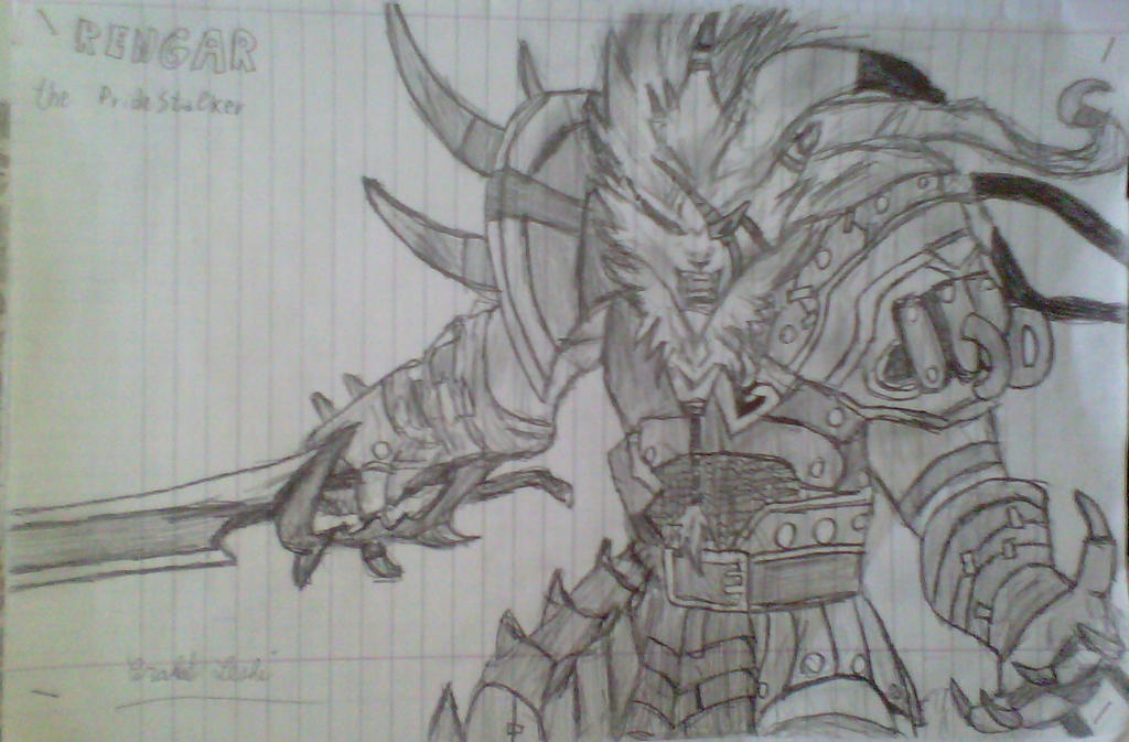 Rengar by ERALD96