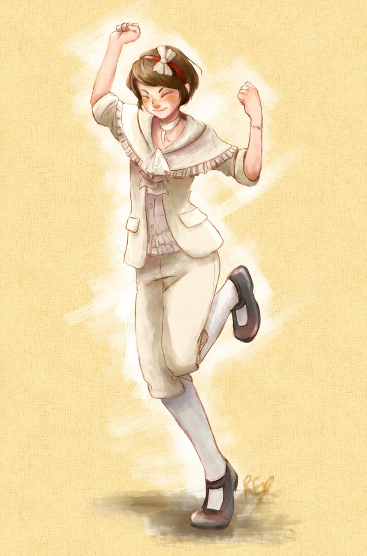dance like you wanna win by Tamaya-Kagiya