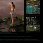 Simple Water Surface Shader for Daz Studio (link)