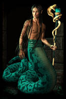 Lord of Snakes by EdiePhoenix