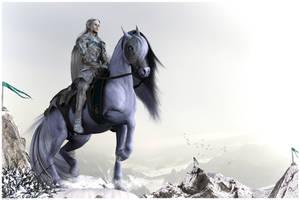 King of Ice by EdiePhoenix