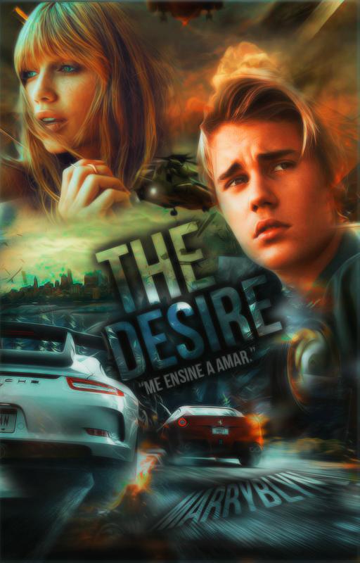 The Desire by MarryBlyn