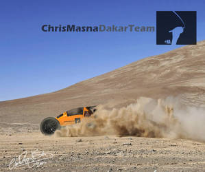 Dakar Argentina 2 by ChrisMasna