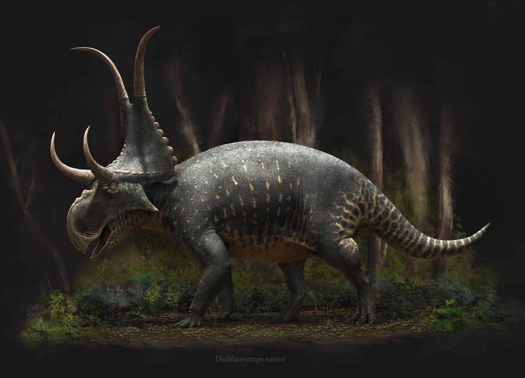 Diabloceratops eatoni