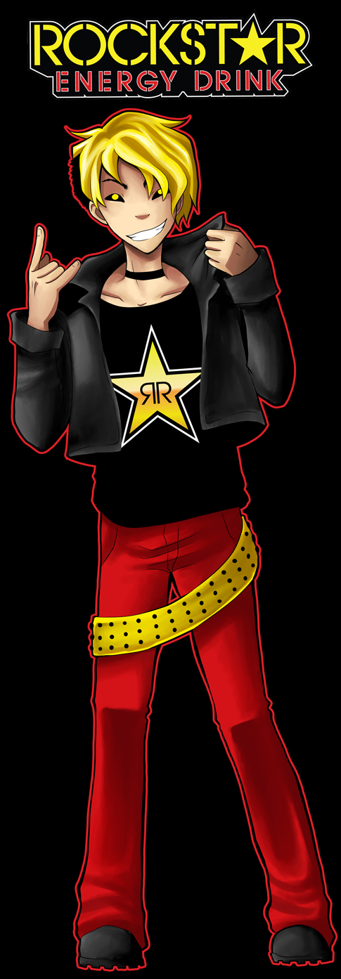 Rockstar by HorrorPillow