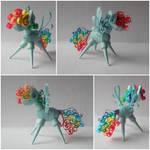 Quilling 3D - Rainbow Dash