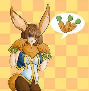 Hello, bunny girl v.2