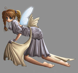 Angel -again- by aphelion-of-mine