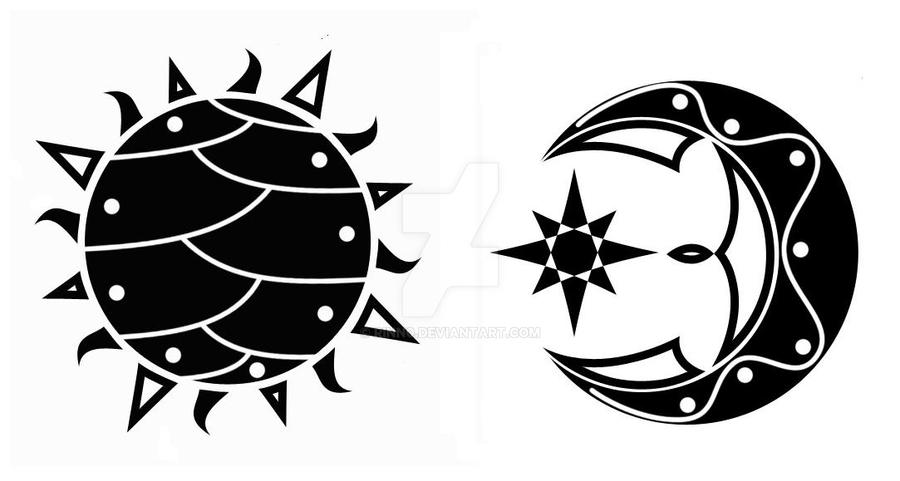 Sun Tattoo Designs With Names