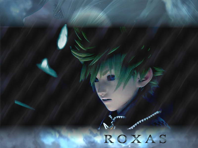 Kingdom Hearts Roxas By LumenArtist On DeviantArt