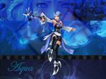 Kingdom hearts Aqua  v1