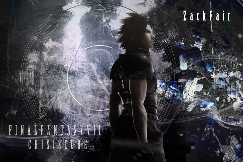 Zack Fair Final Fantasy Vii T Everything Zack Fair And