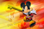 Kingdom Hearts King Mickey