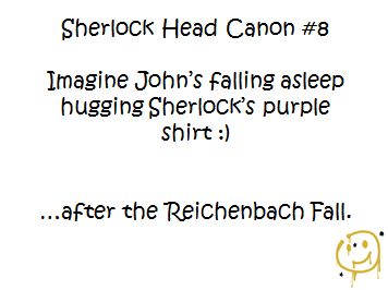 Sherlock Headcanon #8 by theshipperoflove