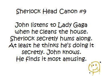 Sherlock Headcanon #9 by theshipperoflove