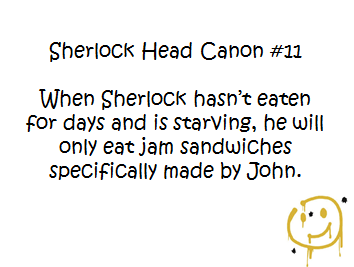 Sherlock Headcanon #11 by theshipperoflove