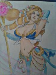 Smite Goddess Aphrodite