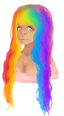 .:: goddess iris ::. by EmoIsEpic