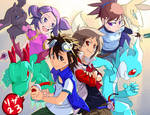 Digimon Tamers :Alpha Generation X Mirai Project