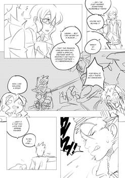 Digimon Tamers - Mirai Project chapter 07/17
