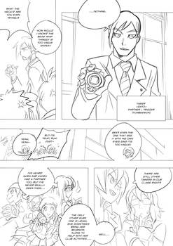 Digimon Tamers - Mirai Project chapter 07/20
