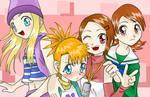 tamer all girls coloured