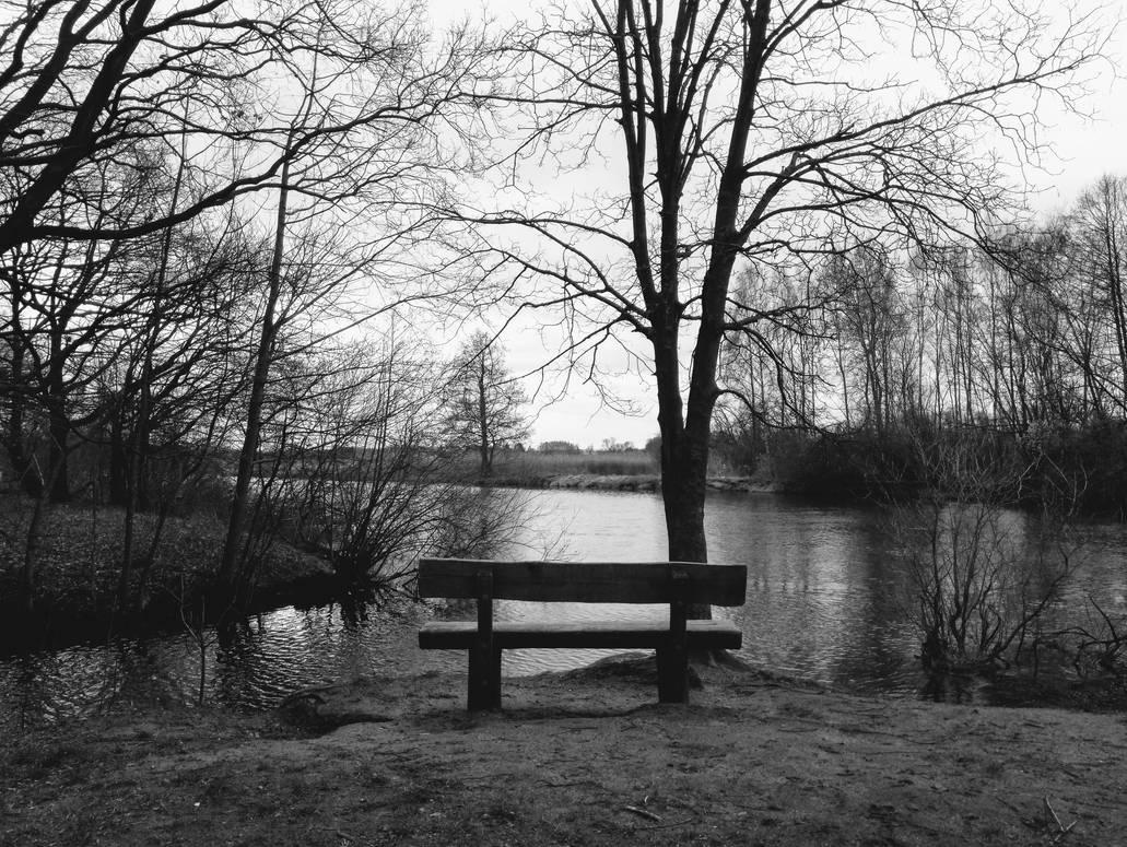 Bench (03/2019) by Indarkeria