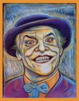 The-Joker by Caricatureart