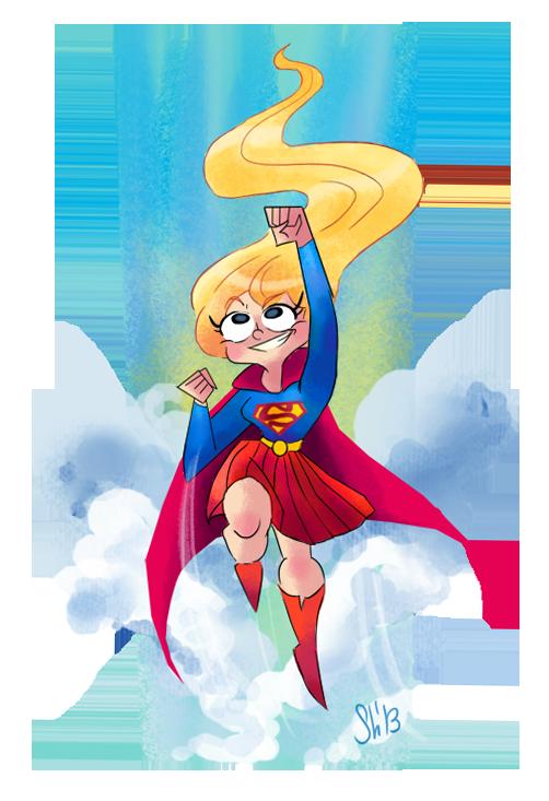 Supergirl by sharpnailis