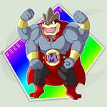 #068: Mega Machamp